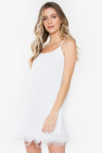 Deidra Slip Shift Dress