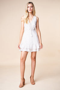 Keel Ruffle Dress