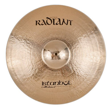 Istanbul Mehmet Cymbals 18-Inch Radiant Sweet Crash