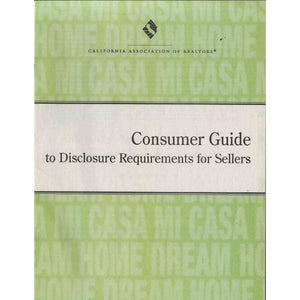 Consumer Guide to Disclosures for Sellers
