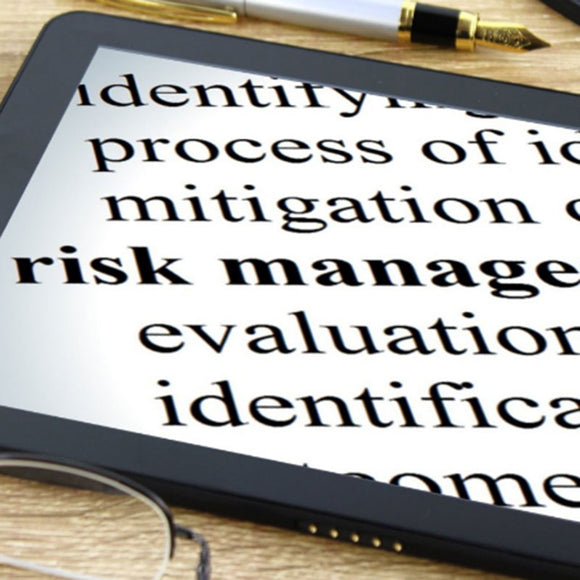 Risk Management - ONLINE ANYTIME