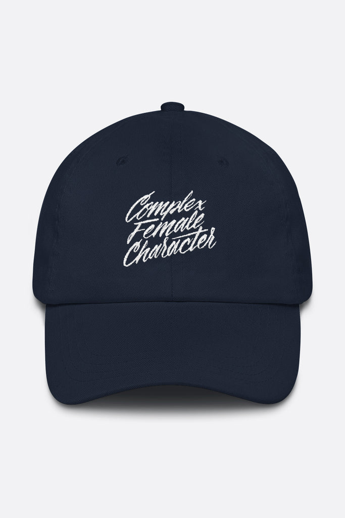 Maggs x Jordandene: Complex Female Character Dad hat