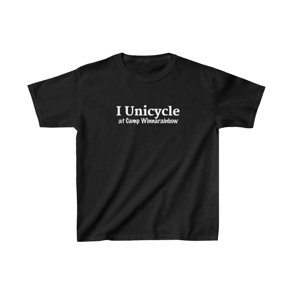 KIDS T-Shirt I Unicycle
