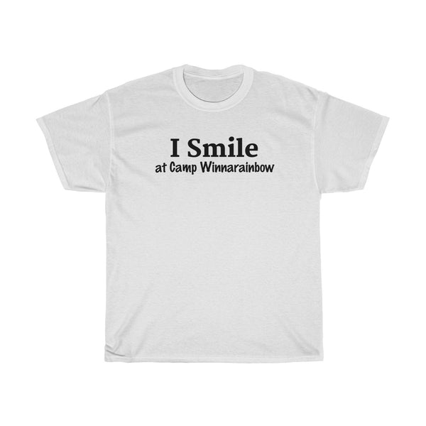 ADULT T-Shirt Tie Dye I Smile