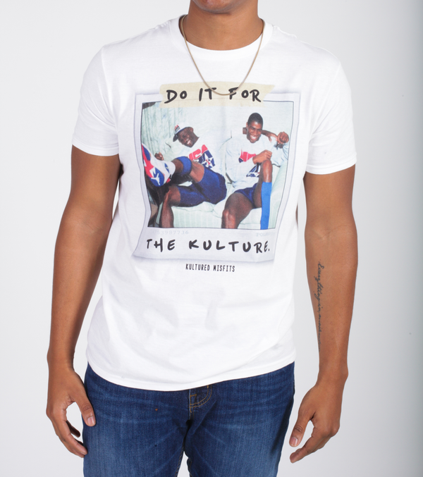 Do It (Polaroid Tee)