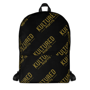 Kultured Misfits Backpack