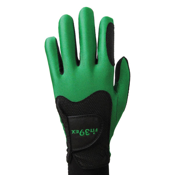 FiT39 EX - Black Base - Green