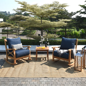 Get this Abbington 3pc Outdoor Chat Set to enhance your balcony or patio. It's available now from Cambridge Casual. Cambridge Casual Patio Furniture