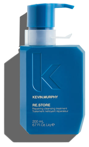 Kevin Murphy Re-store. Recommended products for co-washing. guide to co-washing.