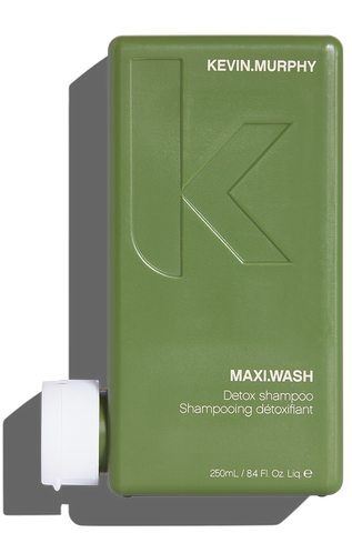 Kevin Murphy maxi wash. Recommended products for co-washing. Guide to co-washing.