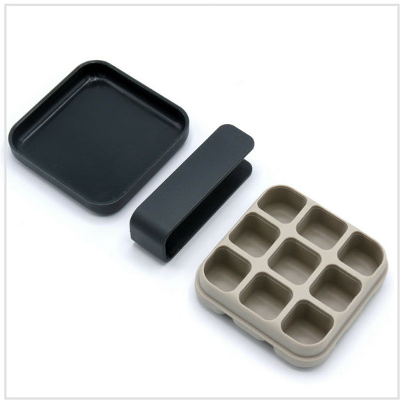 Cookut Cube Ice Tray - Taupe