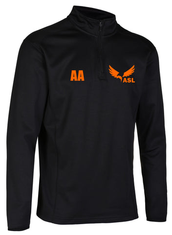 ASL 1/4 Zip Midlayer