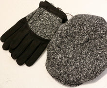 Glove Goat Numbuck/Virgon Wool - Stetson