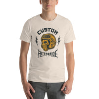 Custom Retro-ride Graphic Short-Sleeve T-Shirt For Men & Women