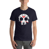 Jason Mask In The Forest Short-Sleeve T-Shirt