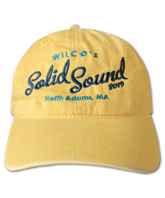 Solid Sound 2019 Dad Hat
