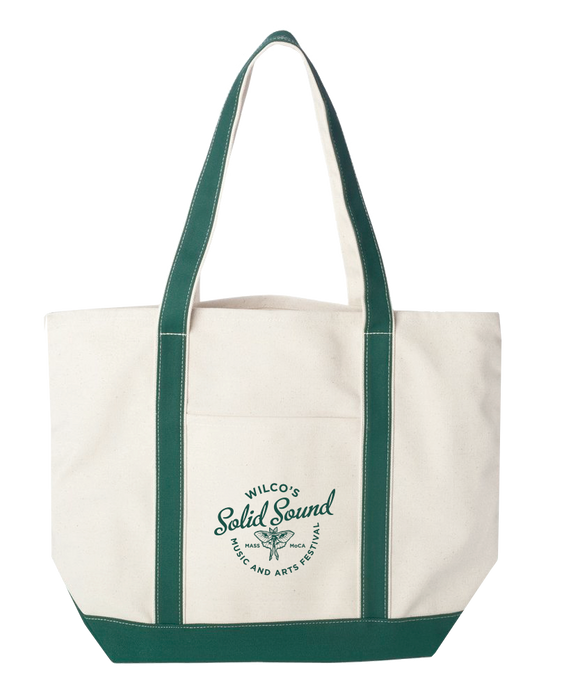 Solid Sound 2019 Moth Tote