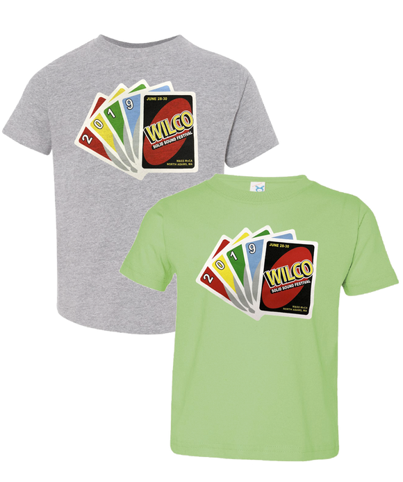 Kid's Card Game T-shirt