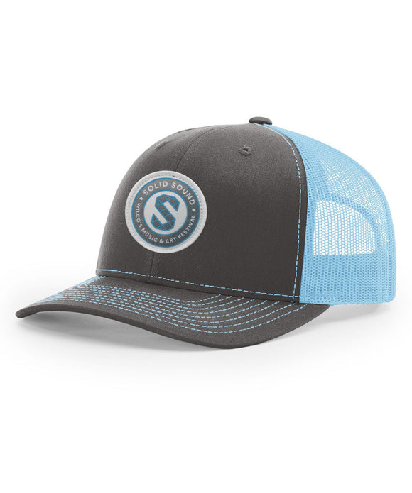Solid Sound 2019 S Logo Trucker Hat