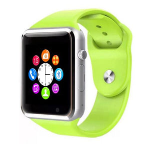 luxury smartwatch cheap iphone and android green