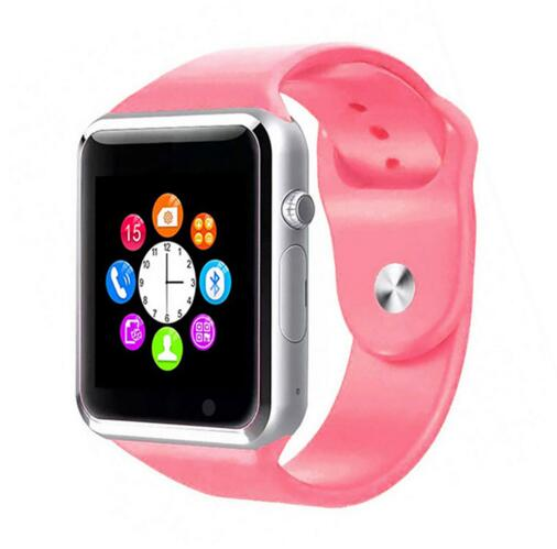 luxury smartwatch cheap iphone and android pink
