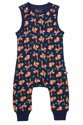 Fox Dungaree - Piccalilly