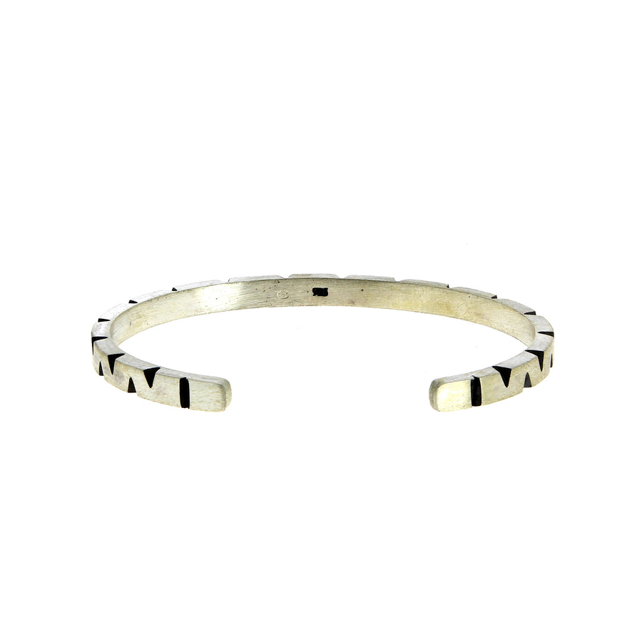 Bracelet Stripes Cuff - 137 Design - Bracelets pour homme - Mad Lords