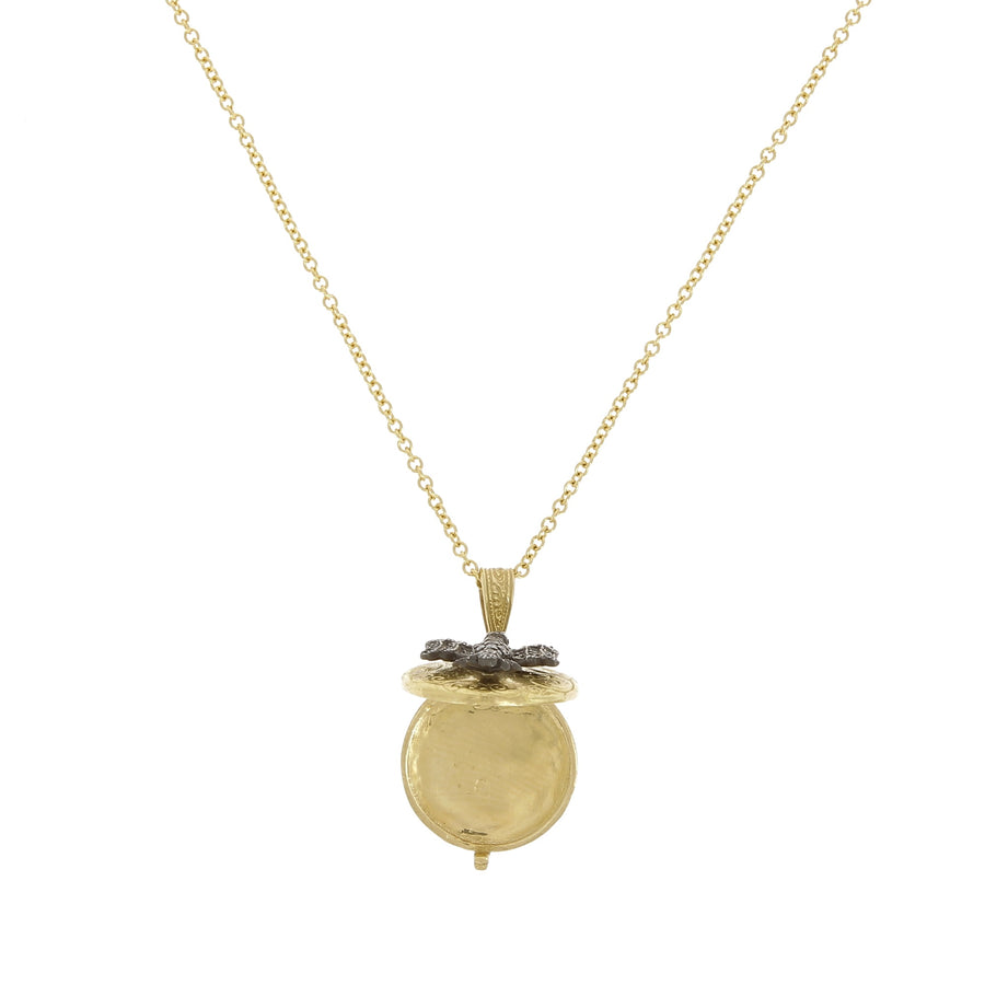 Collier Petit Bird Locket
