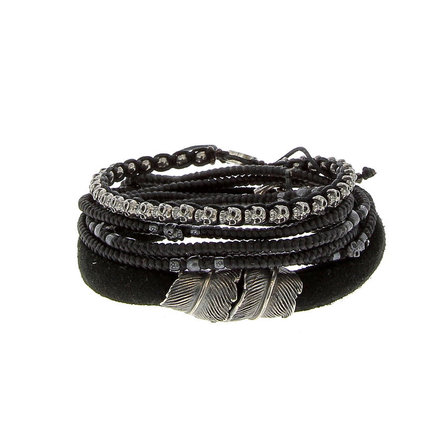 The Black Feather Stack