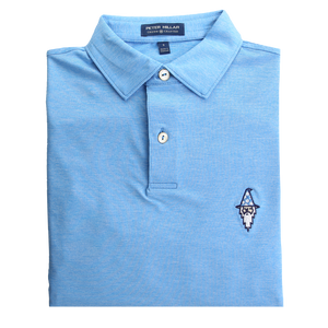 Windy City Wizard Solid Polo