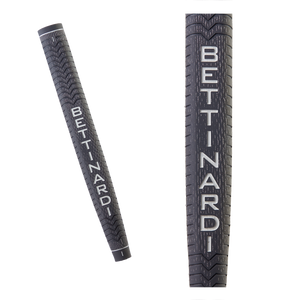 Grey Bettinardi Deep Etched Putter Grip (Jumbo)