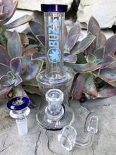 "Best 6.5"" Quality Glass Water Rig Shower Perc Quartz Bucket Herb Bowl"