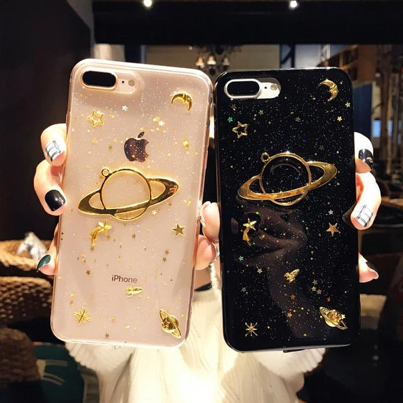 Saturn iPhone Cases