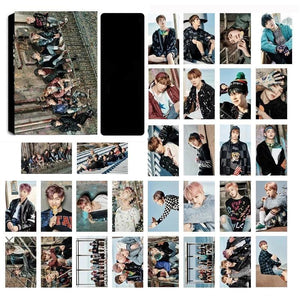 BTS Never Walk Alone Photocards