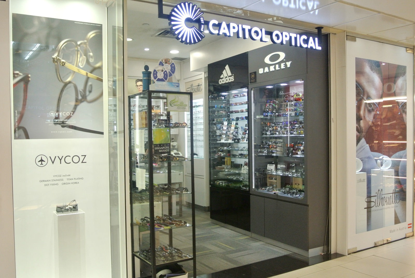 Capitol Optical Lucky Plaza G77