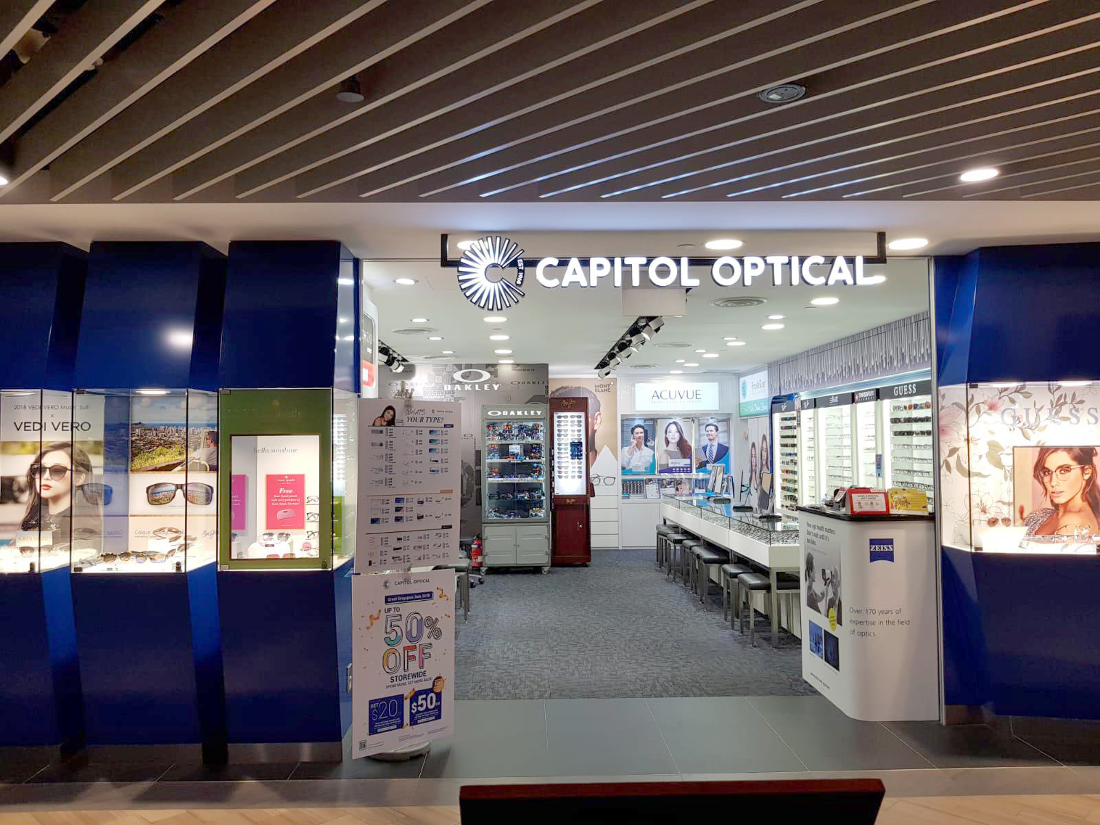 Capitol Optical Northpoint City