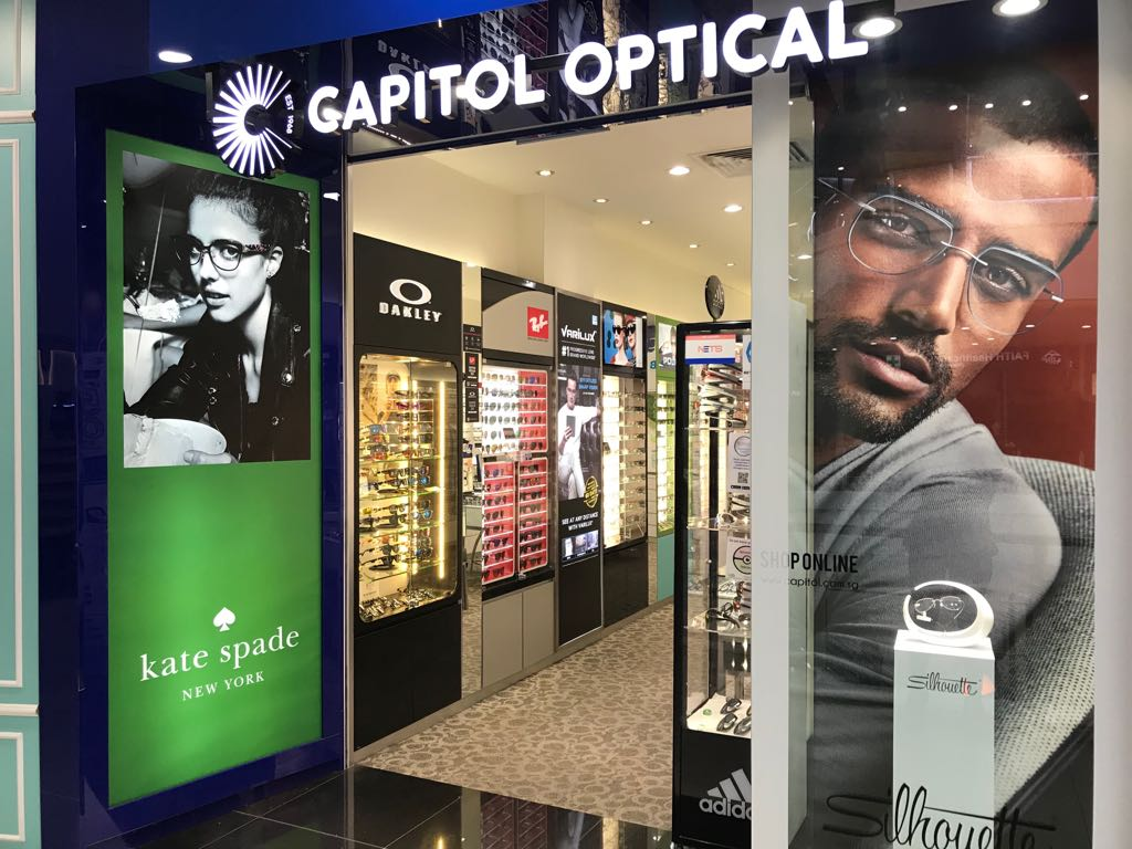 Capitol Optical Rivervale Mall