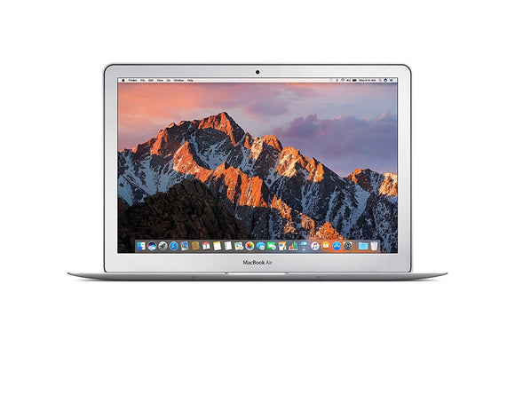 "MacBook Air 13"" Intel Core i7/ 8GB RAM/ 256 GB SSD / Iris 1536 Graphics (Refurbished)"
