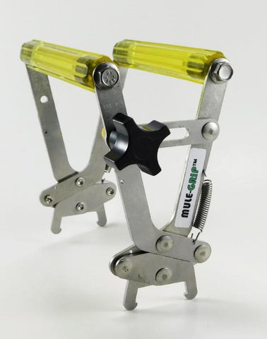 Mule Grip for Plastic Frame with Locking Arm