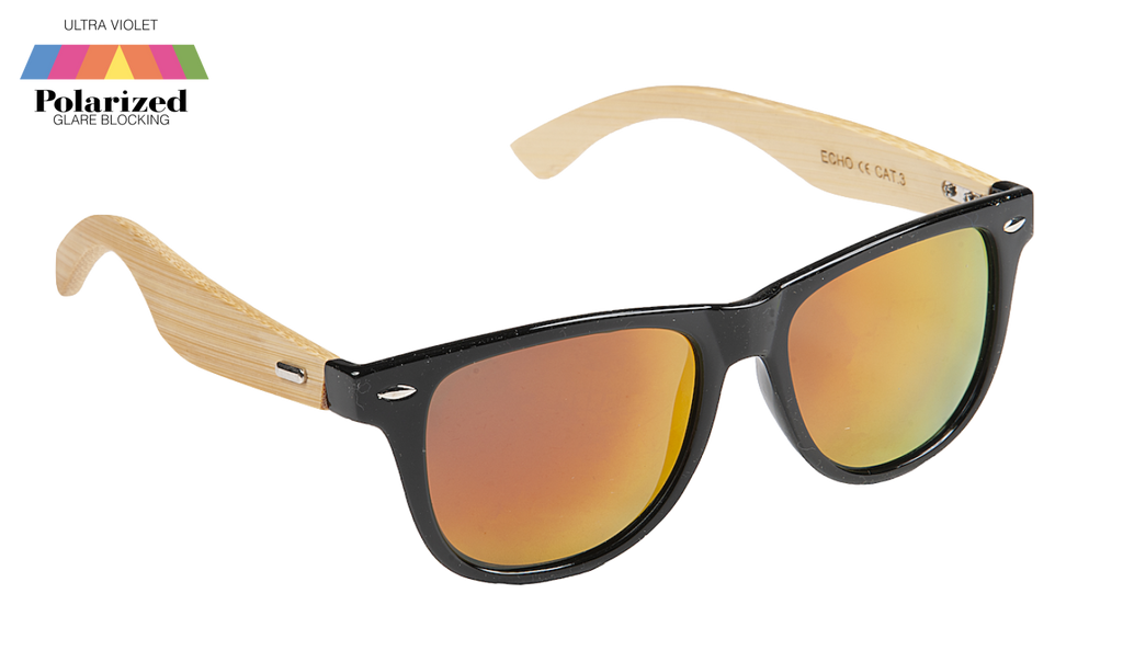 Echo Red Lens Polarized Leisure