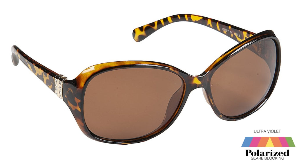 Emily Brown Polarized Ladies Sunglasses