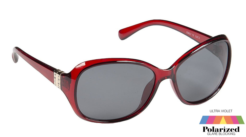Emily Rose Polarized Ladies Sunglasses