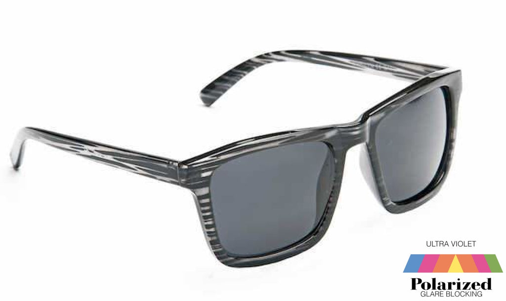 Marilyn Black Polarized Ladies Sunglasses