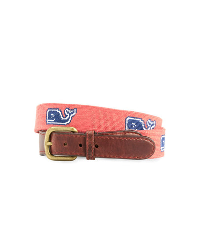 Smathers & Branson With Vineyard Vines Classic Whale Melon Belt