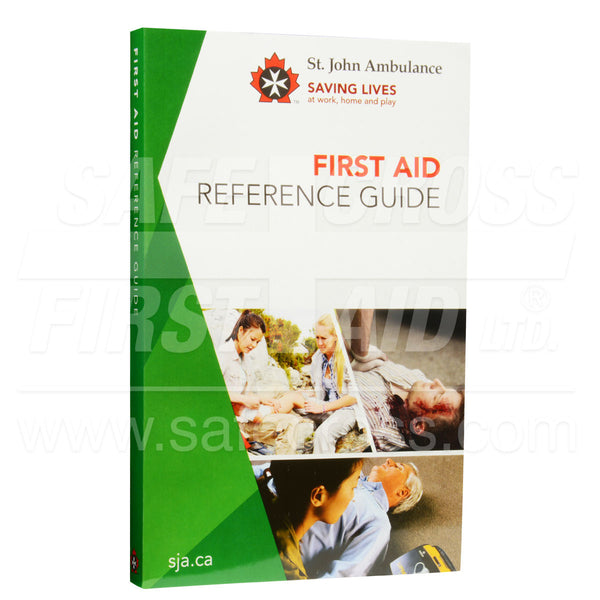 St. John Ambulance Reference Guide