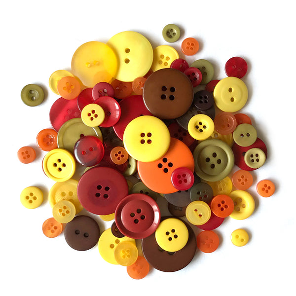 Autumn Buttons- CJ102