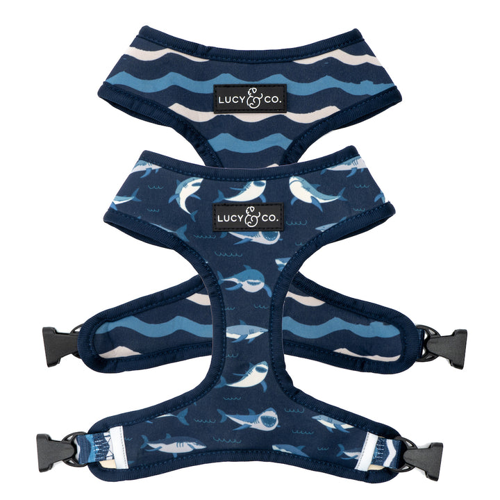 Lucy & Co. - Shark Attack Reversible Harness