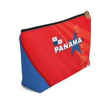 Panama Accessory Pouch w T-bottom