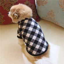Fashion Pet Dog Cat Villus Warm Clothes Puppy XU1