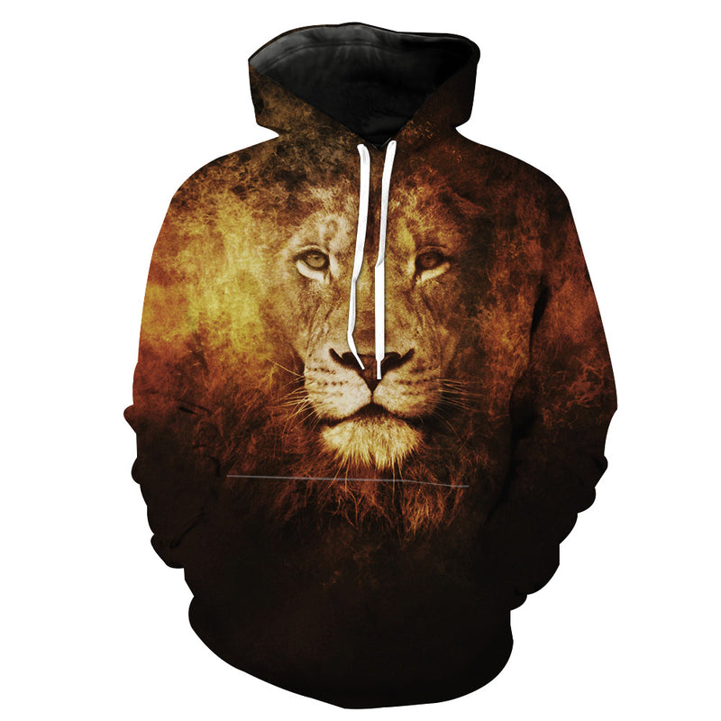 Lion Hoodies